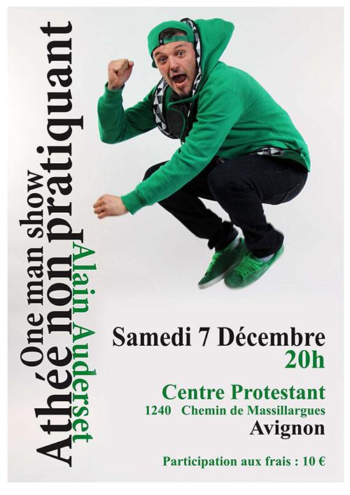 Avignon 7 decembre