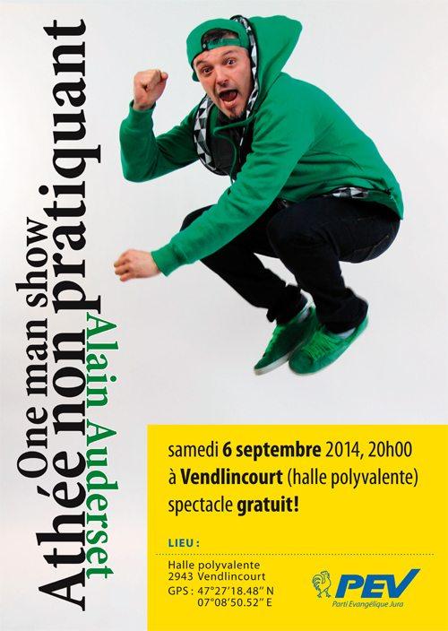 Flyer PEV Vendlincourt
