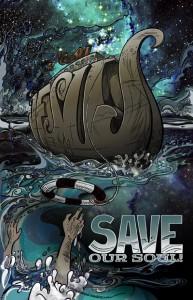 Jesus save Auderset
