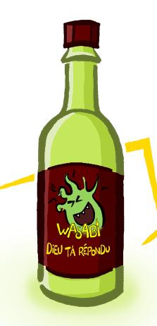 Wasabi gr