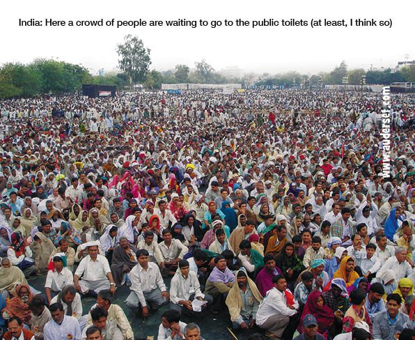 india WC