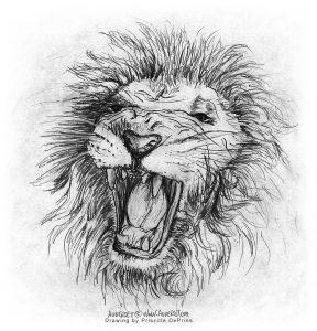 lion w