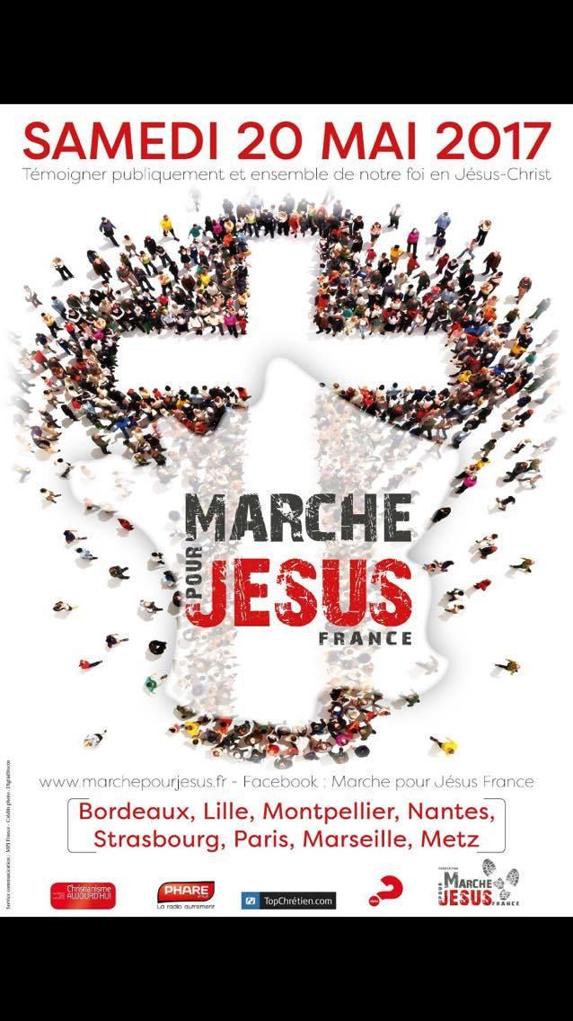 marche pour Jesus